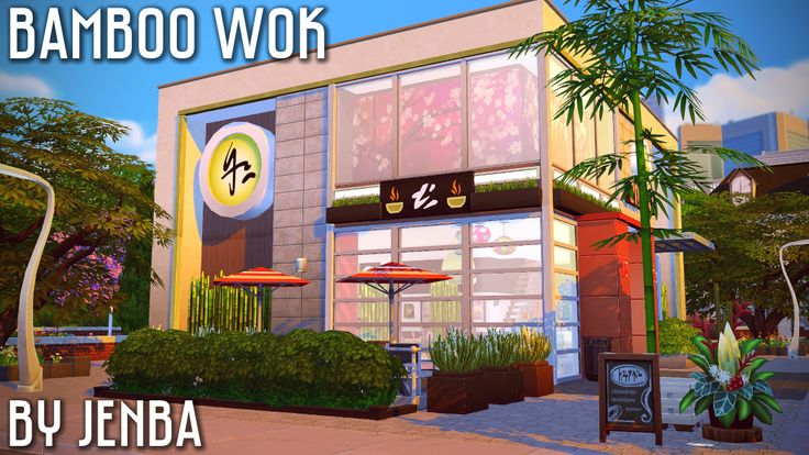 jenba-sims - The Bamboo Wok is an American-Chinese restaurant...