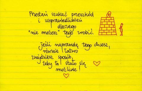 Żółte kartki – Beata Pawlikowska
