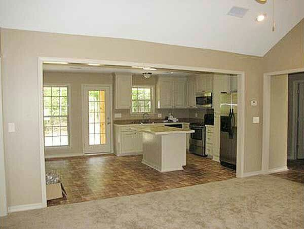 18 best split level living room images on pinterest living room ideas house remodeling and on kitchen remodel ranch id=57185