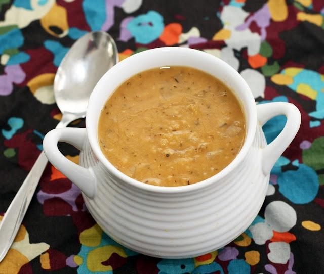 Swedish Yellow Pea Soup