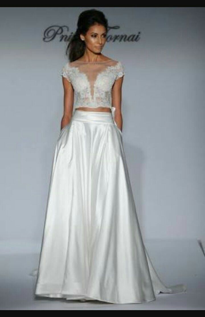 37 best Vestidos de Noiva images on Pinterest | Wedding frocks ...