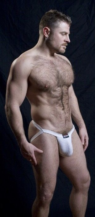 from Andy gay bears jock strap