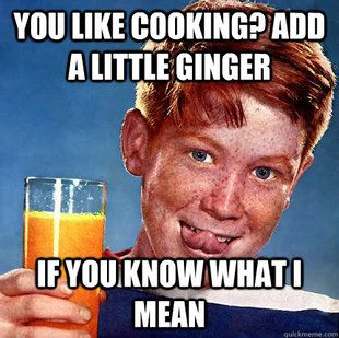 ginger meme - Google Search