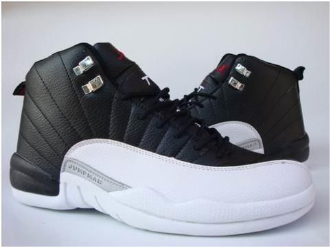 Jordan XII Play-off edition. Played a lot of indoor basketball in these.  Probably my third favorite of my Jordan shoes.