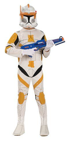 Star Wars Clone Wars Clone Trooper Childs Commander Cody Costume Small *** Click on the image for additional details.Note:It is affiliate link to Amazon.