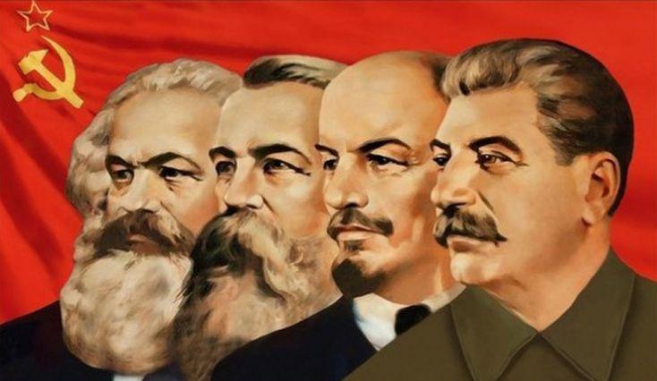 Ленин сталин маркс картинки