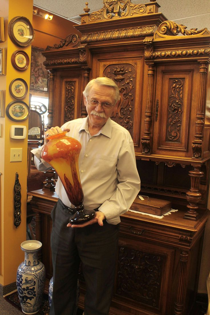 Bill Picken and his family have called Calgary home for generations. He says his antiques shop – Heirlooms: Antiques Calgary – serves as his largest passion in life, other than his wife, Bente. #YYCFaces #YYC #Calgary #AB (Photograph by Nicholas Aviles)
