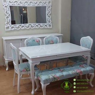 Model Meja di Ruang Makan Minimalis Terbaru
