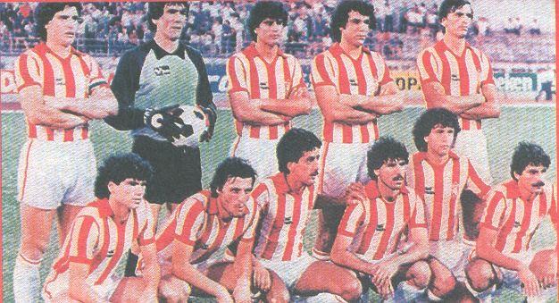 Olympiakos 1982