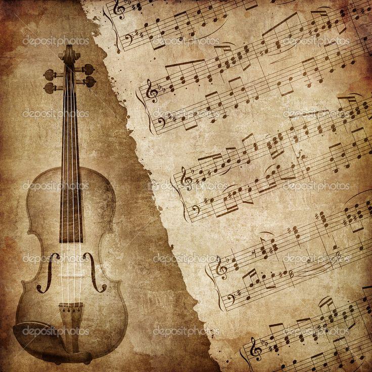 background music violin