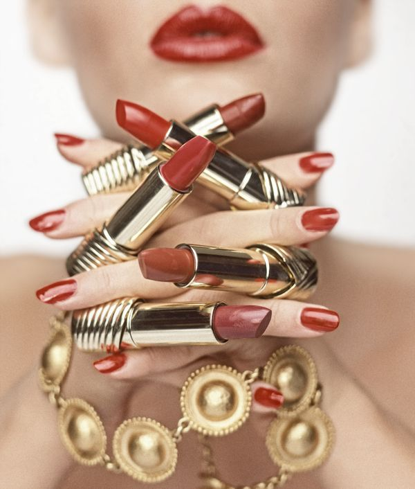 'Lipstix Revlon' by Clive Arrowsmith - Art Direction, Photography, Filmmaking from United Kingdom