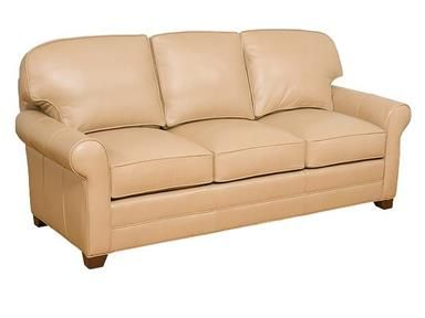 Shop+for+King+Hickory+Bentley+Sofa+With+Panel+Arm,+Attached+Back,+Modern+Leg,+And+Leather,+4400-PAM-L,+and+other+Living+Room+Sofas+at+North+Carolina+Furniture+Mart+in+Bixby,+OK.+The+Bentley+Sofa+is+part+of+the+''Creative+Rooms''+program.+Choose+a+loose+or+semi-attached+back+pillow.+Select+a+skirt+or+block+leg+as+your+base.