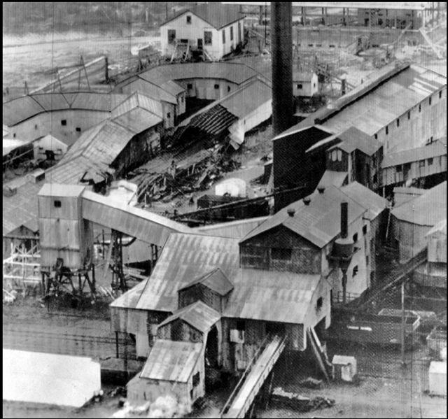 Springhill Mine disaster 1958