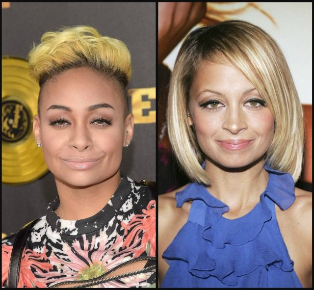 Raven-Symone's Newest Hairstyle And Makeup Make Her Look Exactly Like Nicole Richie