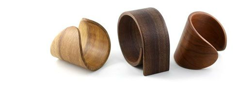 Gustav Reyes wooden ring