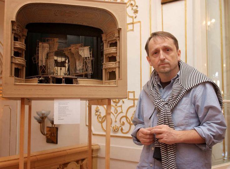 BAGOSSY LEVENTE: 2014 - Pécsi Nemzeti Színház (Exhibition)