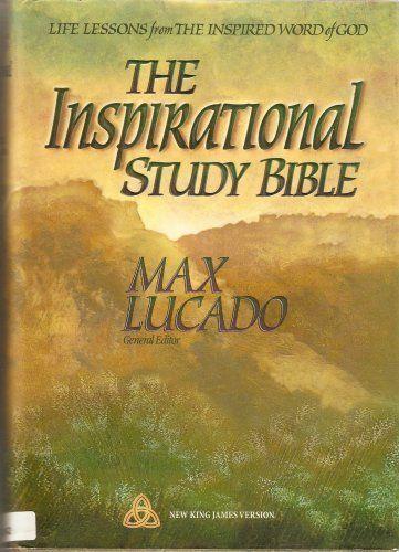 Amazon.com: max lucado study bible