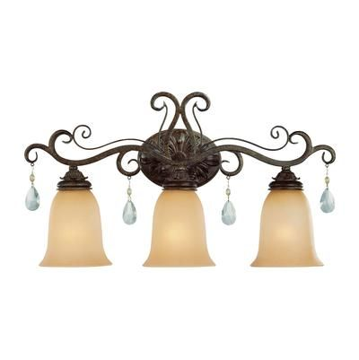 1107 best lighting images on pinterest appliques bath vanities jeremiah lighting sales at jeremiah lighting traditional three light vanity bathroom lights in a decorative french roast finish aloadofball Images