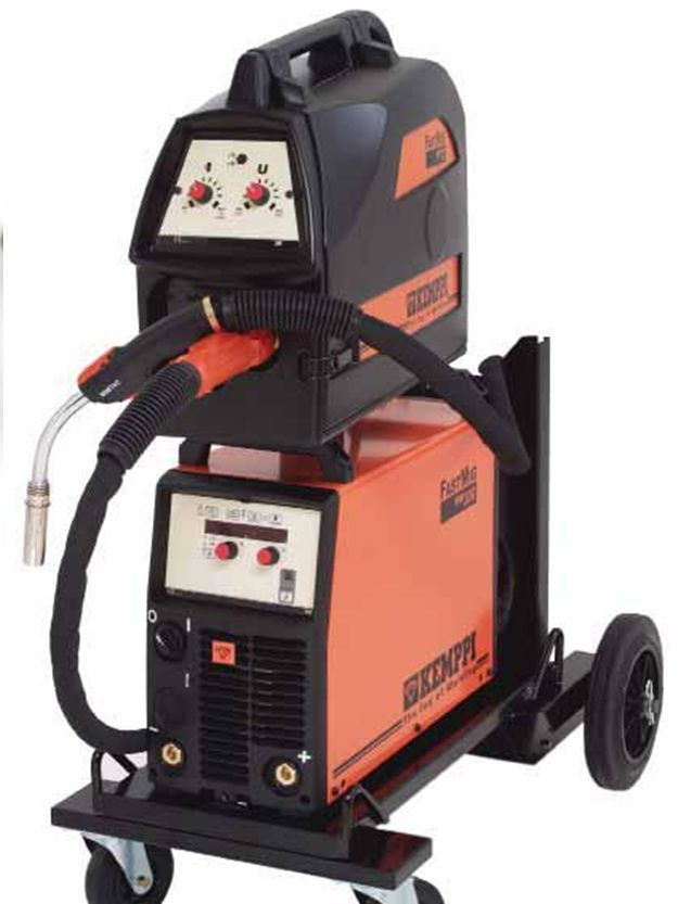 New technologies in MIG welding and machines.