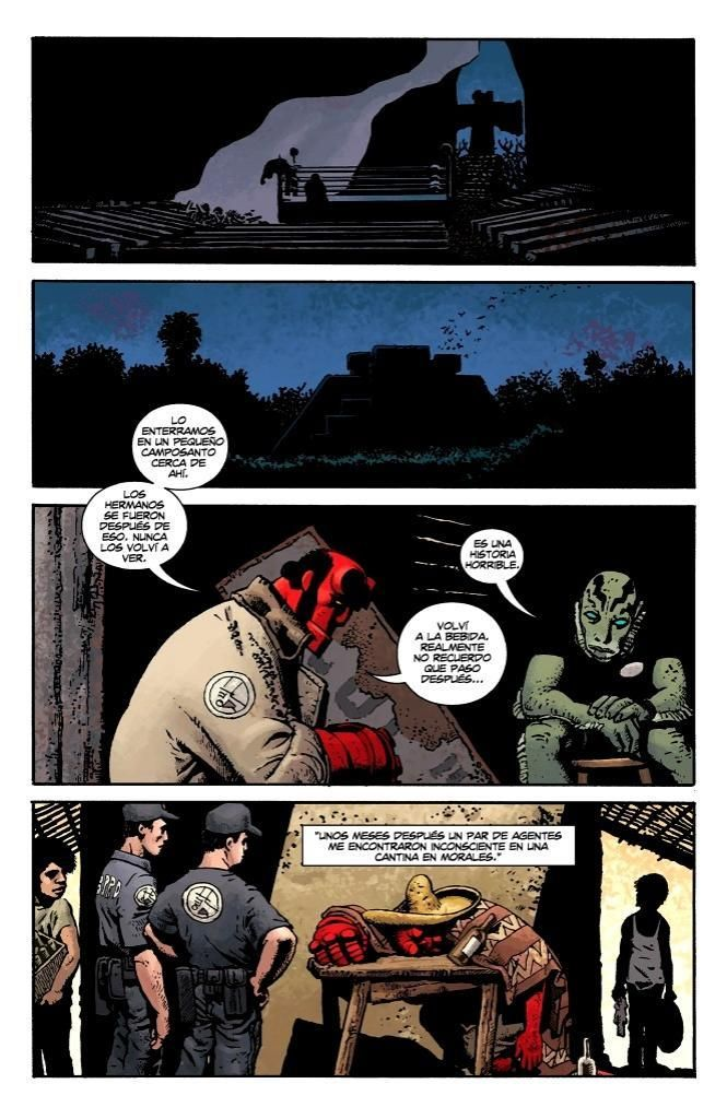 #ClippedOnIssuu from Hellboy en mexico corben esp