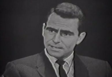 Mike Wallace sits down for a great interview with Rod Serling who is getting ready to launch his new series The Twilight Zone, which he hopes will be fun and not  interfered with by the censors so he can still have a social message be herd. How much do we love Rod? RIP To Rod and the sadly departed Mike Wallace.