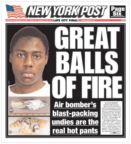 Underwear bomber.
