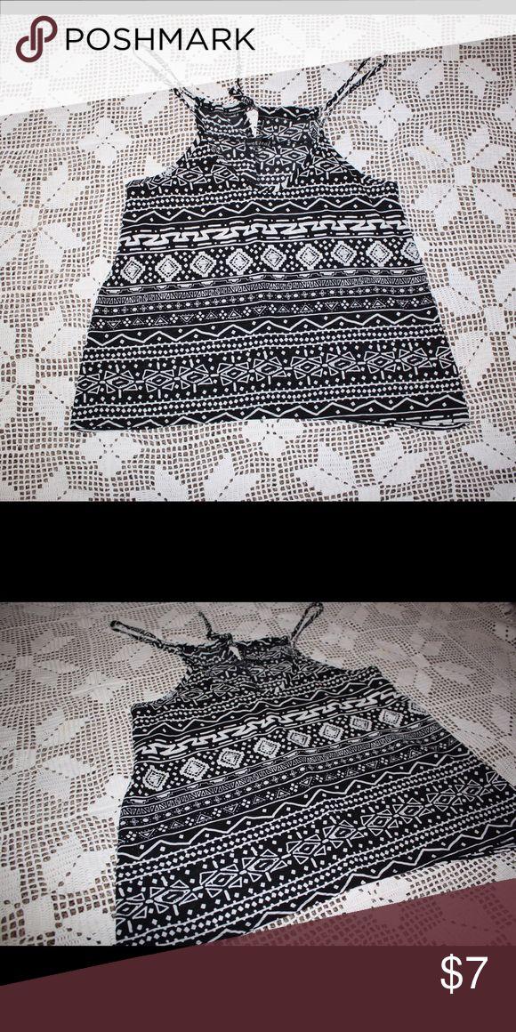 Aztec Shirt Aztec shirt from wet seal! Tops Tank Tops