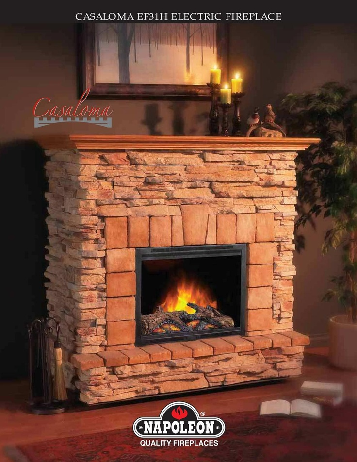 143 best Electric fireplace insert images on Pinterest ...