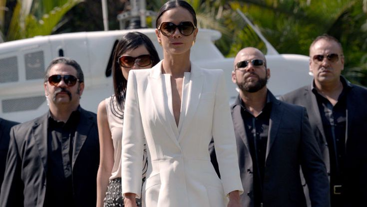 """""""Queen of the South"""" on USA."""