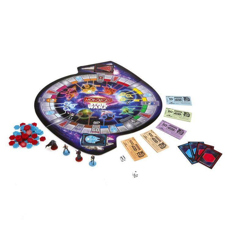 Monopoly Star Wars - Bambule Království hraček