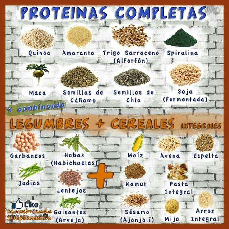 Proteines vegetals