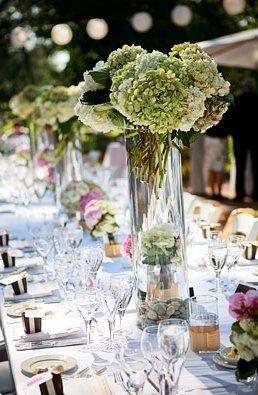 Déco de table champêtre