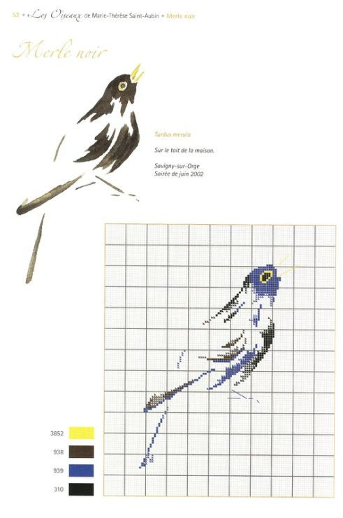 Gallery.ru / Фото #52 - Les Oiseaux - Orlanda