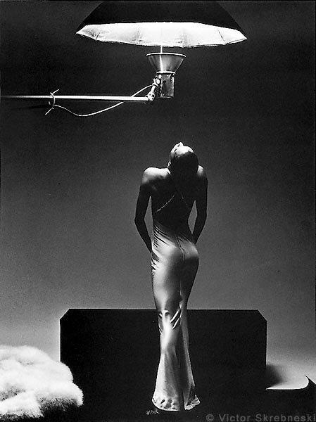 Diana Ross photographed by Victor Skrebneski, 1977.