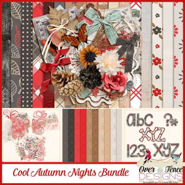 Personal Use :: Bundled Deals :: Cool Autumn Nights Petite Bundle