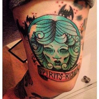 disney haunted mansion tattoo - Google Search