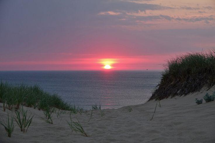 Good Morning Truro: Sunrise At Coast Guard Beach & Highland Light!