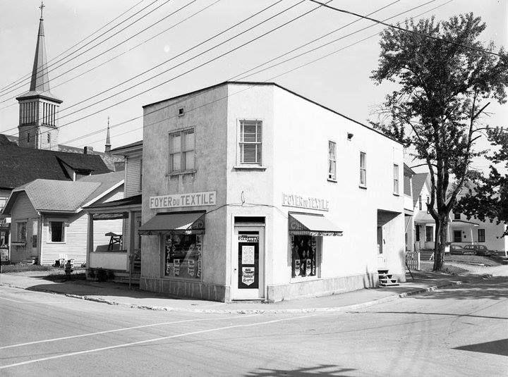 Les 64 meilleures images propos de historical edmundston for Garage du coteau villeneuve saint georges
