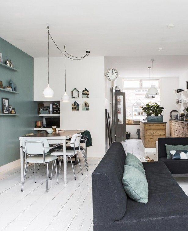 Livingroom | Photographer Henny van Belkom | Text Mariska Keus | vtwonen July 2015