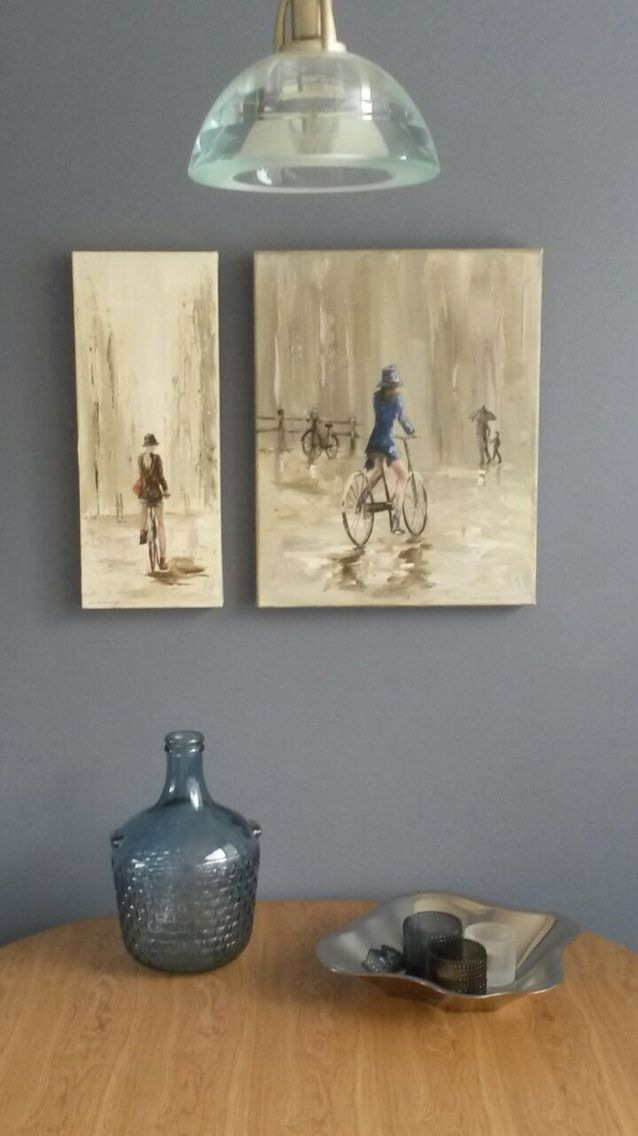 ... about schilderijen on Pinterest  Rotterdam, Amsterdam and Kunst
