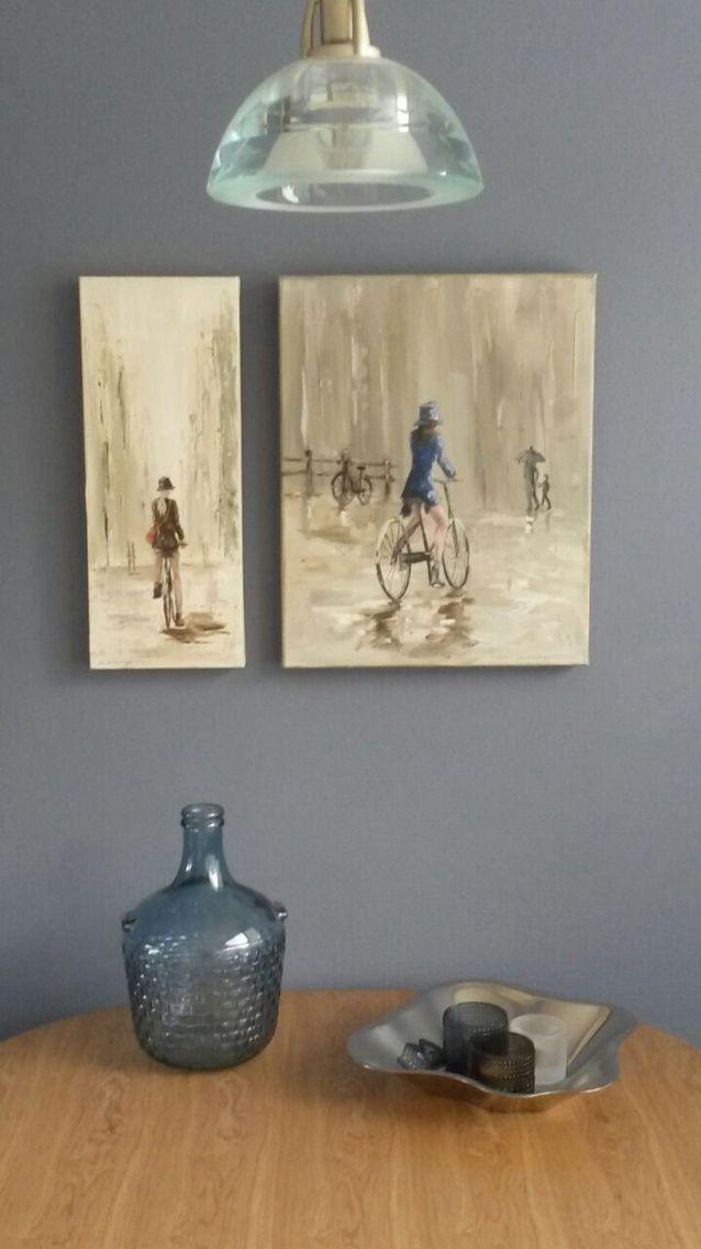 25 beste idee n over parijs schilderij op pinterest parijs tekening eiffeltoren schilderij - Schilderij voor meisje slaapkamer ...