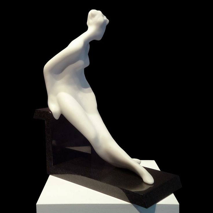 """""""Daphene"""" cultured marble by Robert Kelly"""