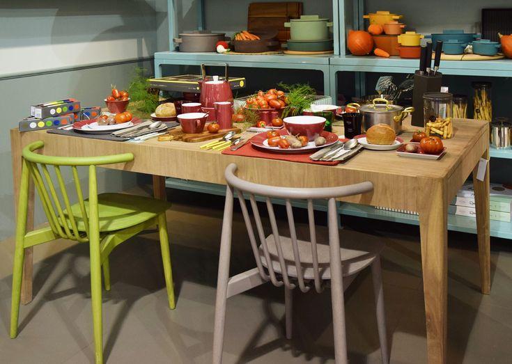 L'Abbate Italia: l'abbate for Sambonet. Tivoli chair > design Mikko Laakkonen.