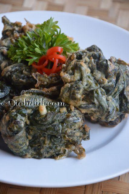 Diah Didi's Kitchen: Bakwan Daun Singkong