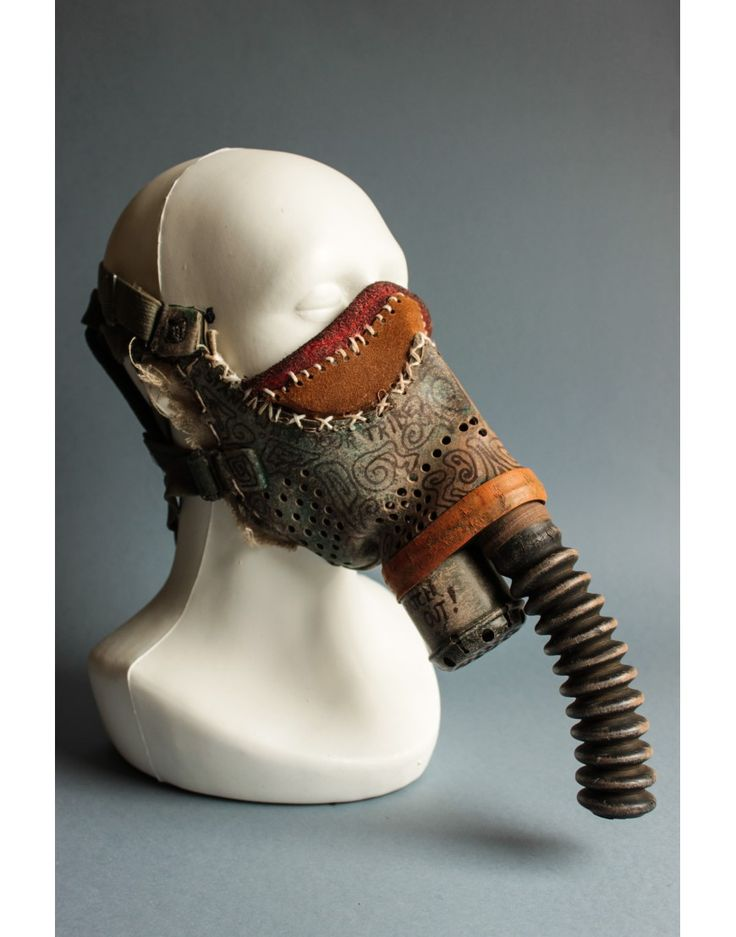 Fallout Tribe Gas Mask vol. 3