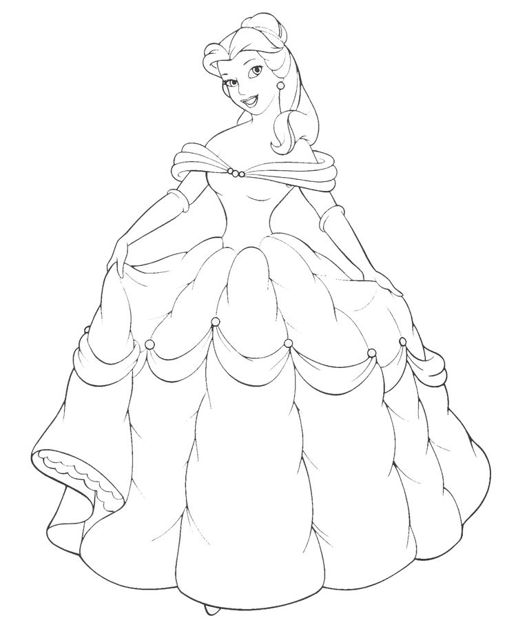 96 best coloring pages for adults images on pinterest | coloring ... - Coloring Pages Ariel A Dress
