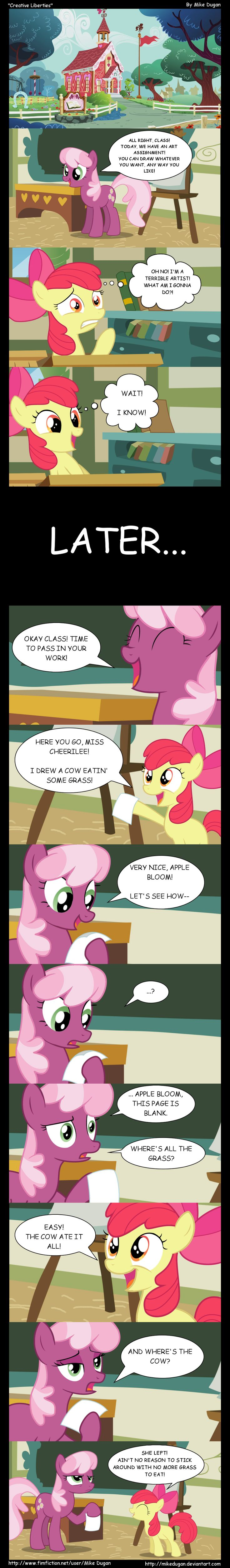 Oh Applebloom