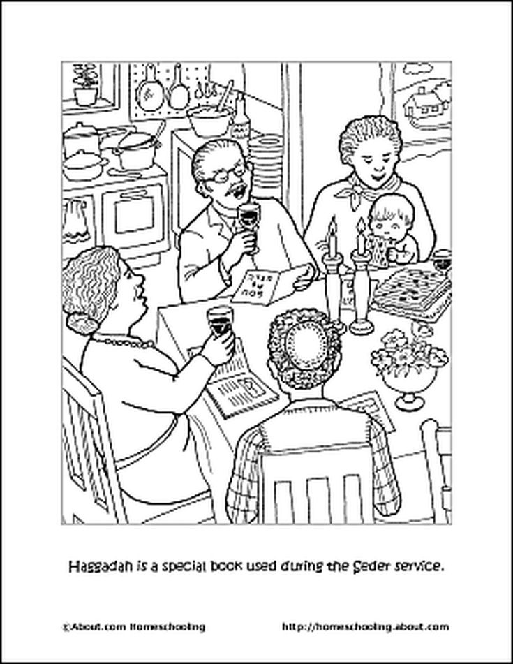 passover wordsearch crossword puzzle and more kids coloringadult coloring pagescoloring - Passover Coloring Pages Printable