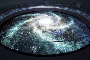 宇宙ミュージアム Space museum TeNQ in Tokyo open Aug 2014
