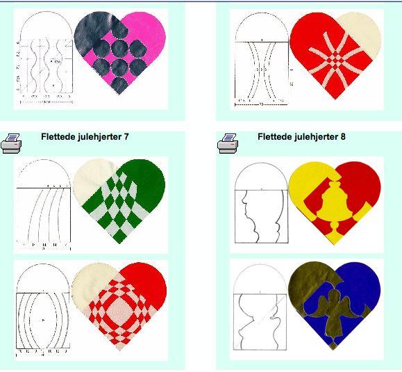 """IT-Anette - en """"tipsblogg"""" för förskolan.: Traditionella hjärtan - på annat vis."""